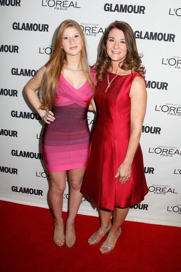 Jennifer Gates, Melinda Gates