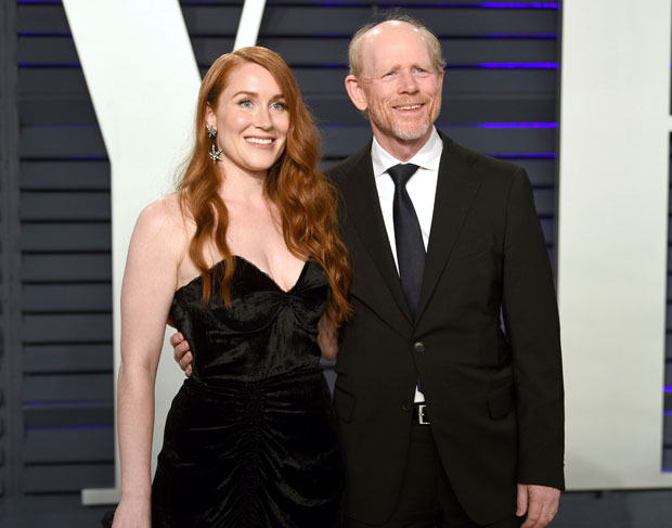 paige howard and ron howard