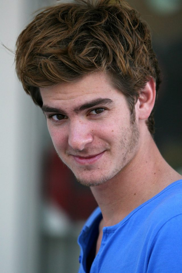 Andrew Garfield Biography  Profile  Pictures  News