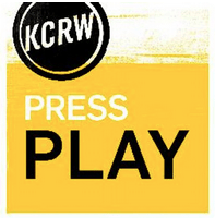 KCRW Press Play logo