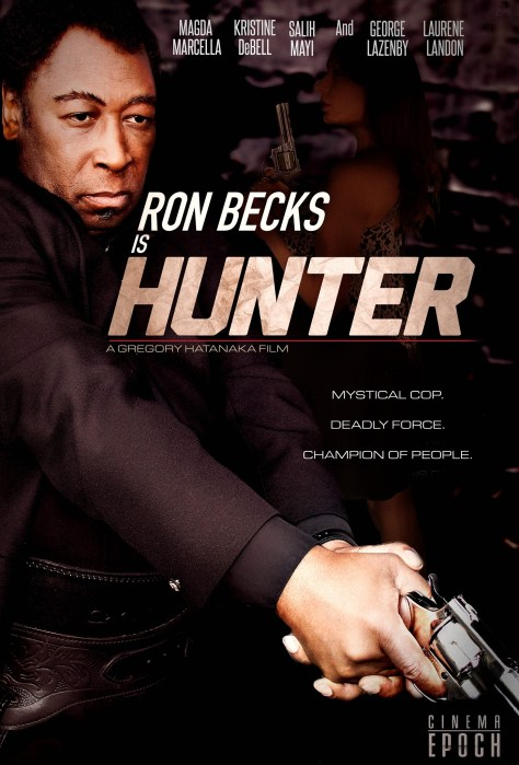 Hunter movie poster