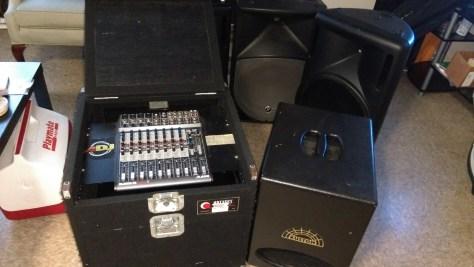 Equipment stolen from DJ Flip in Mansfield, Ohio