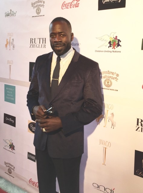 """Actor and producer Demetrius Grosse from """"Straight Outta Compton."""" Photo courtesy Adrian Brooks Collins"""