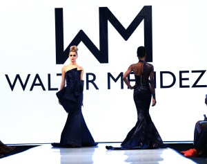 Such iconic designs from Walter Mendez at Art Hearts Fashion Week L.A. Photo courtesy BurrisAgency.com