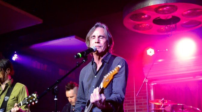 Jackson Browne Rocks the House at Lucky Strike Live's Soundcheck Live