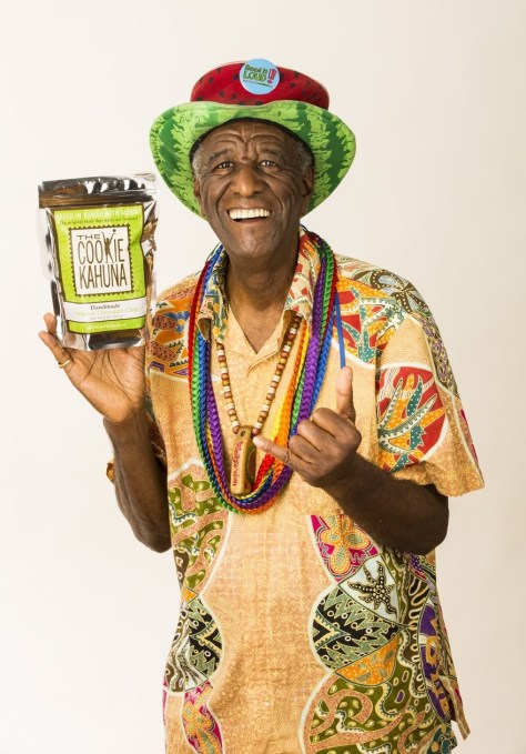 Wally Amos and His Delicious Chocolate Chip Cookies