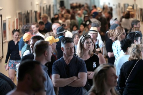 It was a beautiful spring day at the Venice Family Clinic's Annual Art Walk and Auctions at Google Los Angeles on May 22, 2016 in Venice, California. (Photo by Jason Kempin/Getty Images for Venice Family Clinic)