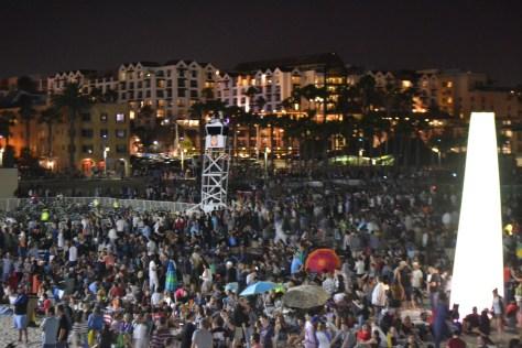 Santa Monica Beach Twilight Concert Series photo courtesy of Judy Hansen Pullos