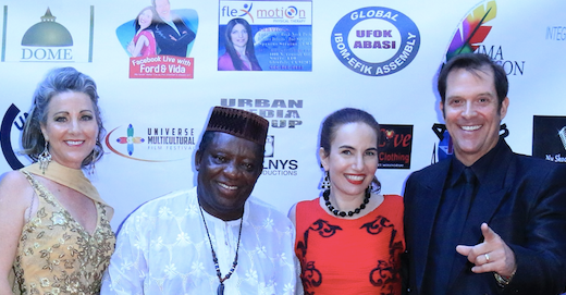 The Fourth Annual Nollywood Awards is a Great Success