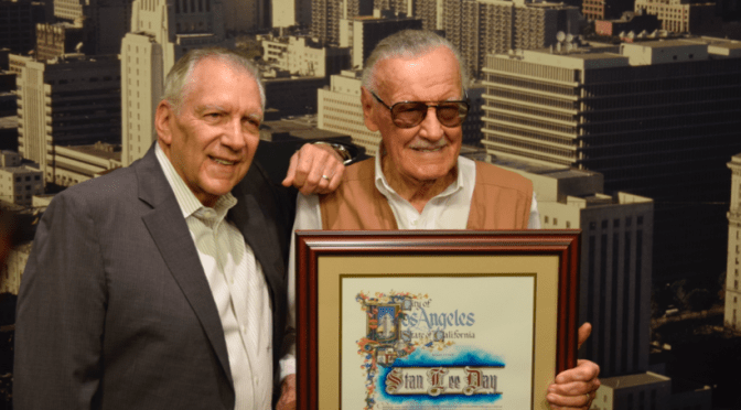 Stan Lee's Comikaze Expo To Be Renamed Stan Lee's Los Angeles Comic Con