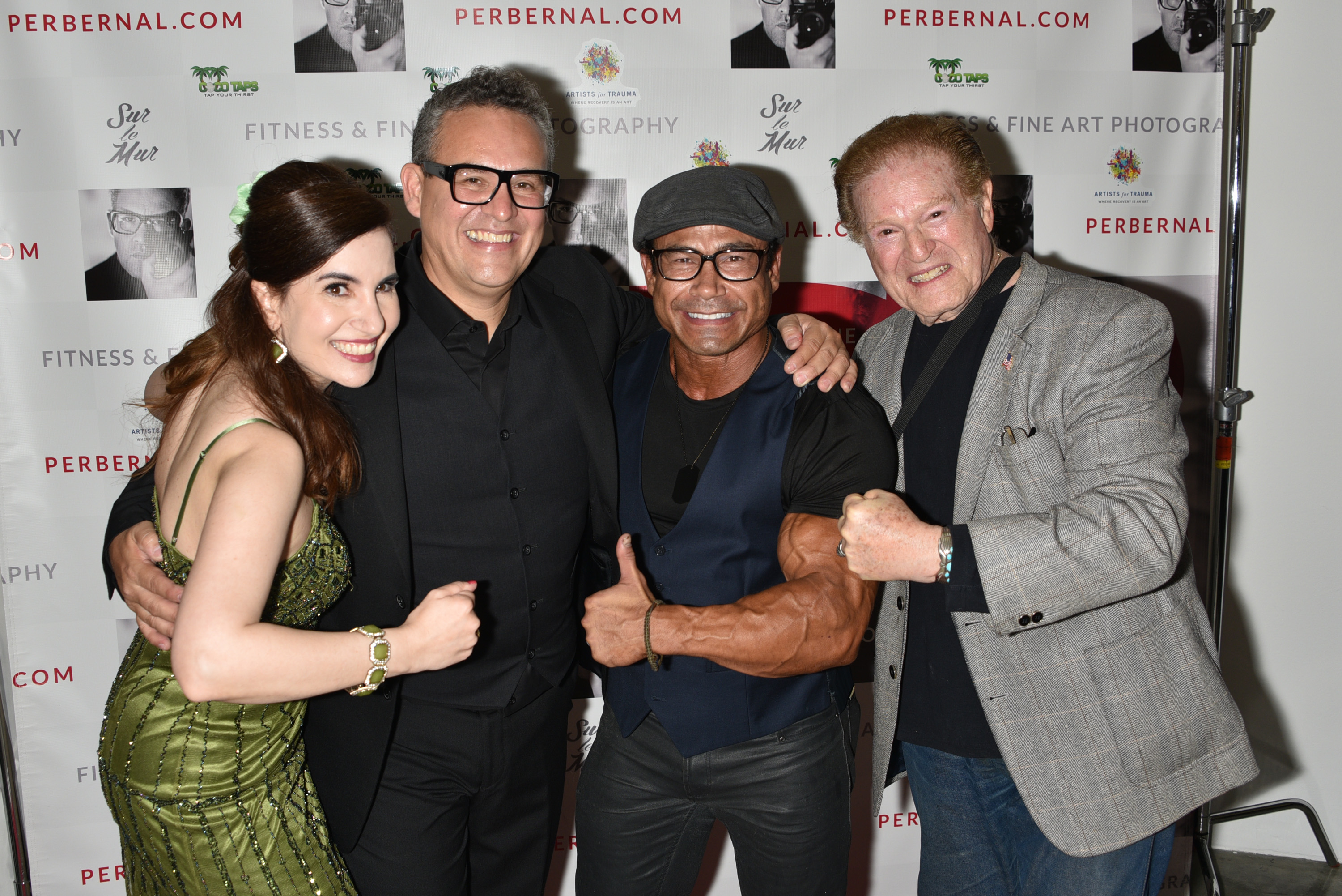 e28abde567 ... Actress And Also Hosted The Red Carpet Portion Of The Event, World  Renowned Celebrity Photographer Per Bernal, One Time Mr. Olympia Danny  Hester And ...