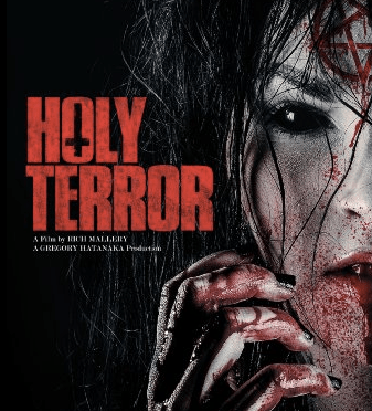 New Exorcist Movie 'Holy Terror' Trailer Debuts