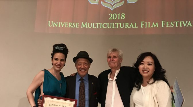 The Universe Multicultural Film Festival (UMFF) in Palos Verdes Peninsula