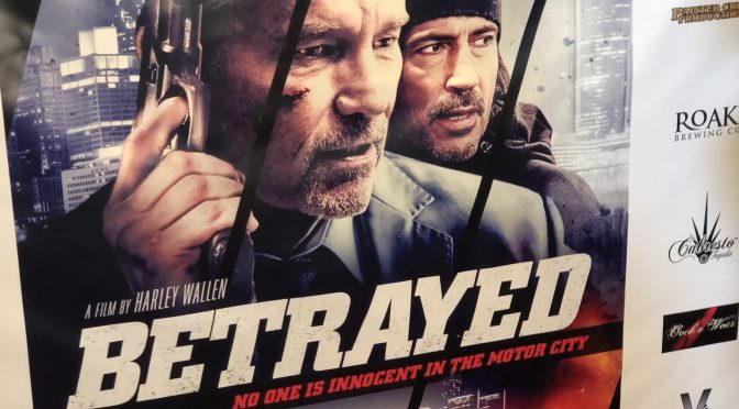"""BETRAYED"" WORLD PREMIERE HEATS UP HOLLYWOOD"