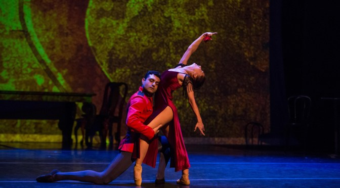 Carmen at the Thousand Oaks Civic Arts Plaza by Pacific Ballet Dance Theatre