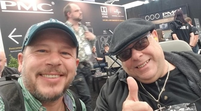 Brandino is Back! ~ NAMM 2019