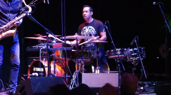 Antonio Sanchez with Migration at The Soraya ~ The Valley's Center for the Performing Arts