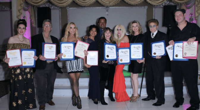 Panorama City Chamber of Commerce day & Anniversary Held at the Platinum Banquet Hall