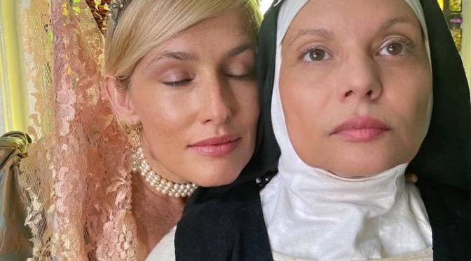 The Nun and The Countess At Casa 101