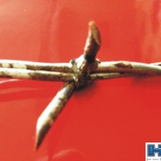 """JEEPERS CREEPERS 2: 6"""" Piece Of Stunt Barb Wire"""