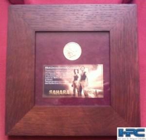 SAHARA: Metal Confederate Gold Coins - 20 of 24