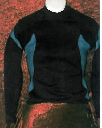 BLUE CRUSH: Acel Skin Suit Top