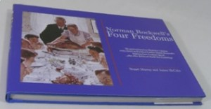 THE BLIND SIDE: NORMAN ROCKWELL'S FOUR FREEDOMS BK