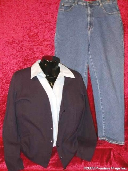 JEEPERS CREEPERS 2: Stunt Bus Drivers Outfit