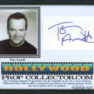 TOM ARNOLD: Framed