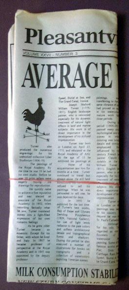 PLEASANTVILLE: Newspaper