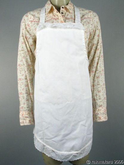 HOOT: Mother Paula Waitress Shirt & Apron