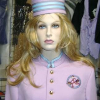 CAT IN THE HAT: ANVILLE BELLHOP WARDROBE