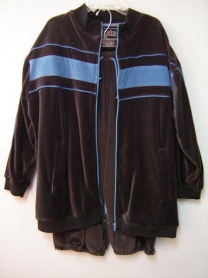 BAD SANTA: Marcus's Sport Jacket & Pants Suit