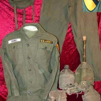 WE WERE SOLDIERS: U.S. Air Calvary Uniform