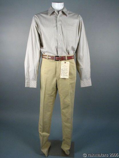 HOOT: Ron (Neal Flynn) Shirt, Belt & Pants