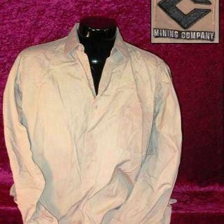 THE RUNDOWN: Mining Company Guard Shirts