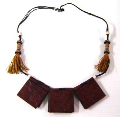 SAHARA: Madiba Tassel Amulet