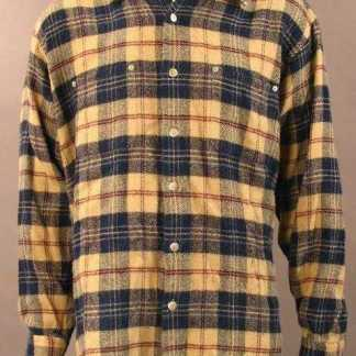 ARE WE THERE YET?: Big Al's Flannel Shirt