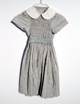 SCARY MOVIE 3: Sue's Green Flower Print Dress