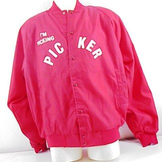 PRIMARY COLORS: I'm Pickin Picker Prop Jacket