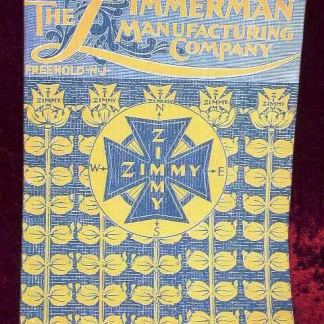 SEABISCUIT: Zimmerman Manufacturing Magazine