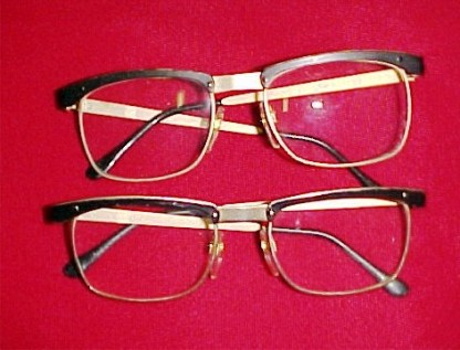 G-MEN FROM HELL: Mike Mattress Eye Glasses