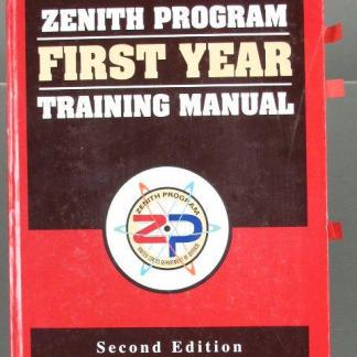 ZOOM: Program Manual