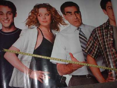 AMERICAN PIE 2:  Actual Billboard Size Poster