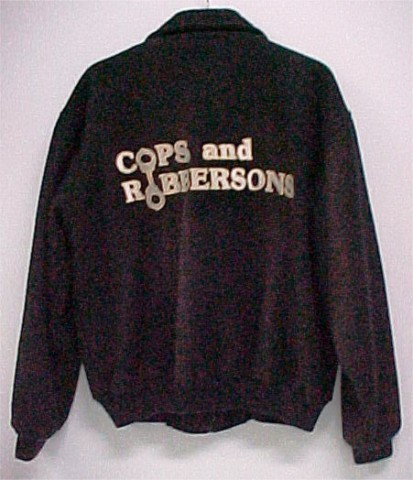 COPS & ROBBERSONS: Crew Jacket