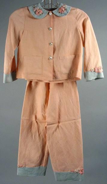 PETER PAN: Custom Made Pajama Set