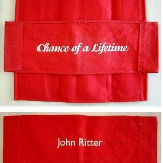 CHANCE OF A LIFETIME: John Ritter's Chair Back