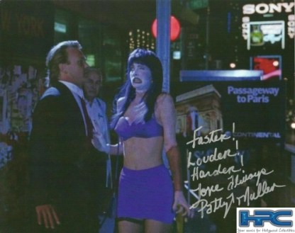 Patty Mullen signed Frankenhooker Pcture 1