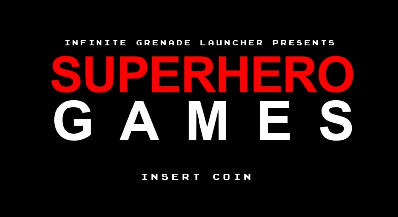Superhero Games | Infinite Grenade Launcher Podcast | Level 419