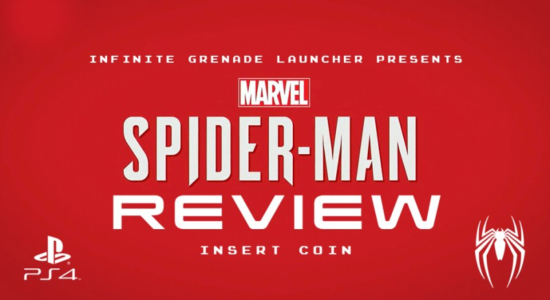 Marvel's Spider-Man 2018 Review | Infinite Grenade Launcher Podcast | Level 423